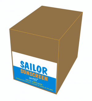 Sailor Sunscreen WHOLESALE ORDERS